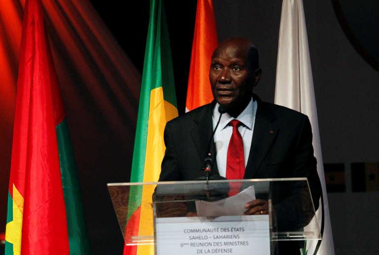 Le vice-président ivoirien Daniel Kablan Duncan, à Abidjan, le 4 mai 2017.