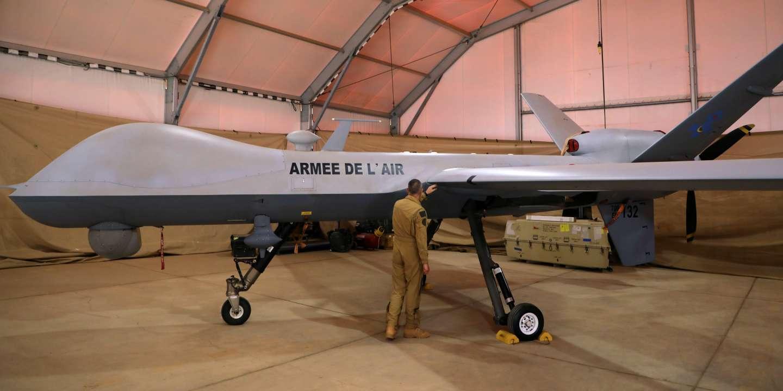 lemonde.fr - La France entre dans l'ère des drones armés