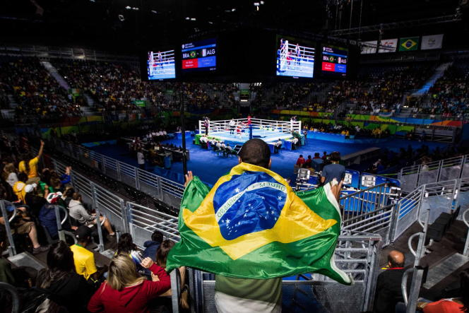 Boxing tournament at Rio 2016 Olympic Games