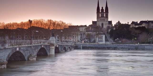 Angers est probablement l'une des villes les plus vertes de France