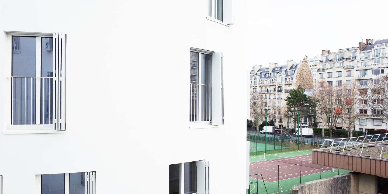 lemonde.fr - Architecture : quand le logement social embellit Paris