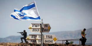 Israël a conquis une grande partie du Golan syrien lors de la guerre des Six-Jours en 1967 puis l'a annexé.