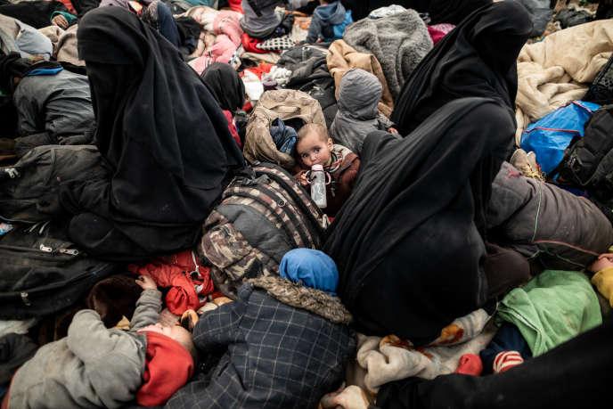 Syrie: dans le camp d'Al-Hol, une situation «intenable» pour les déplacés