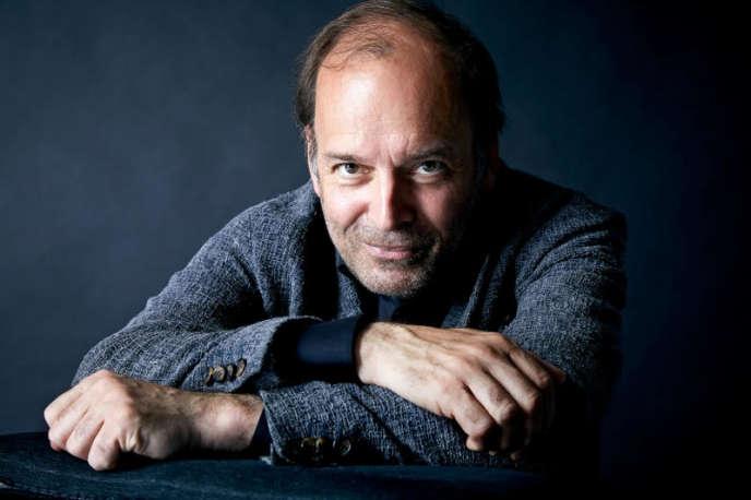 Le pianiste québécois Louis Lortie.