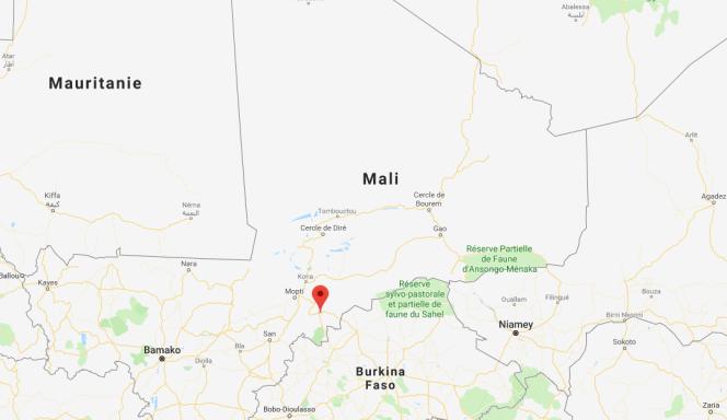 Cette tuerie s'est produite en pleine visite du Conseil de sécurité de l'ONU au Mali et au Burkina Faso voisin.