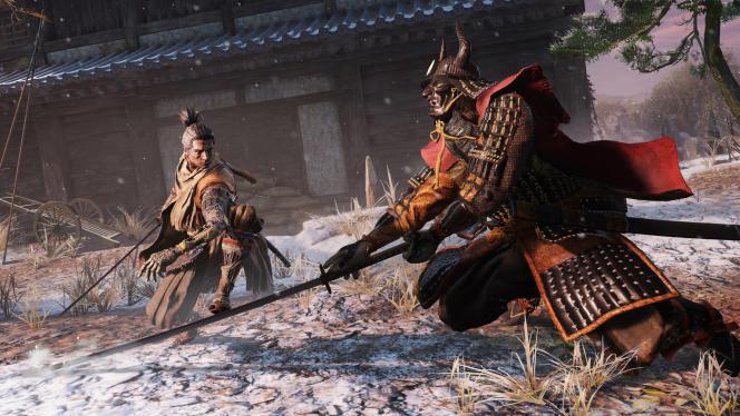 Sous l'influence de son éditeur Activision, From Software, d'habitude avare en explications, tient davantage la main du joueur dans« Sekiro».