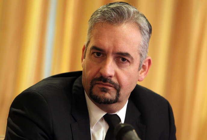 Karim Bouzidi, à La Havane, à Cuba, le 31 mai 2013.