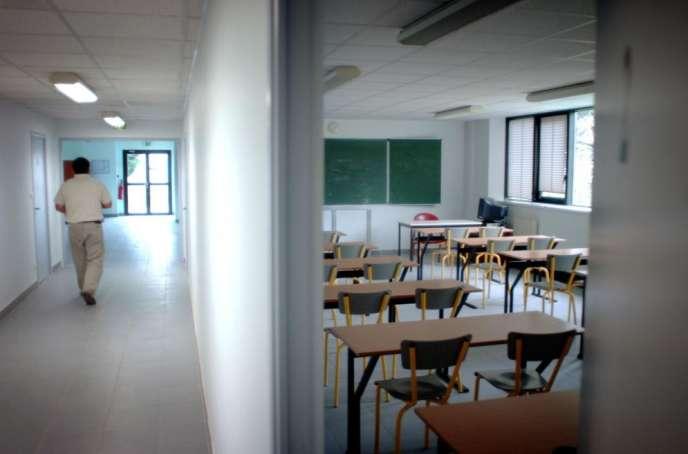Près de 30000 enseignants du secondaire participent chaque année au mouvement interacadémique.
