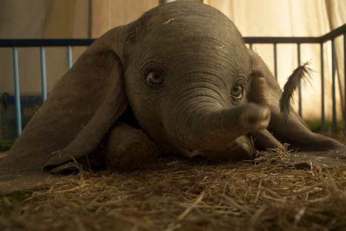 « Dumbo » dans la version de Tim Burton.