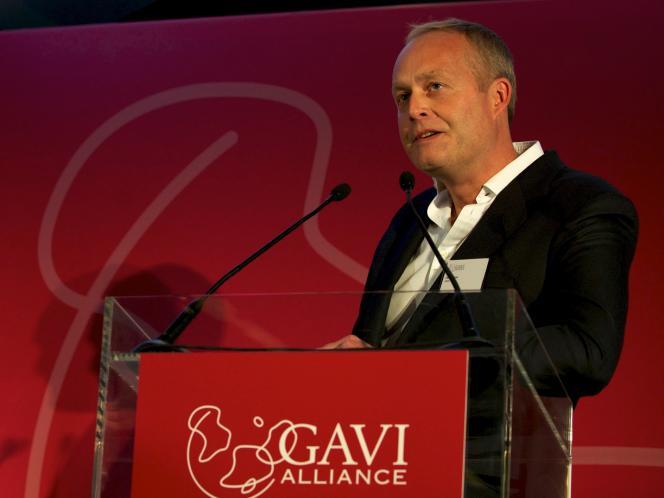 Ian Wace, à Londres, en juin 2011.