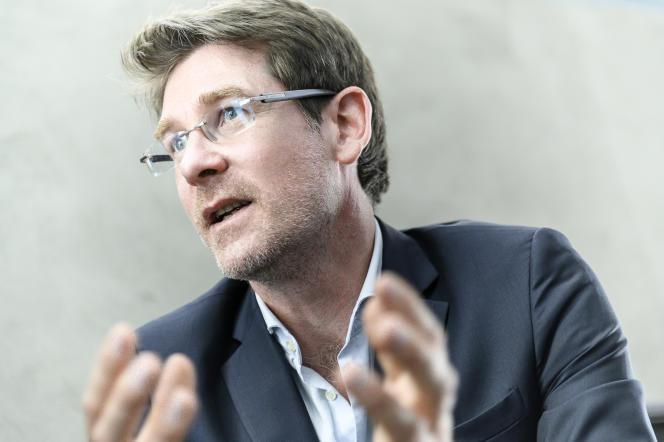 L'ancien président de WWF France, Pascal Canfin, est le numéro 2 de la liste LRM pour les élections européennes.