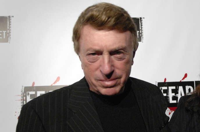 Le réalisateur et cinéaste américain Larry Cohen en 2006.