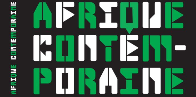 Couverture de la version en anglais du numéro 255 d'«Afrique contemporaine».
