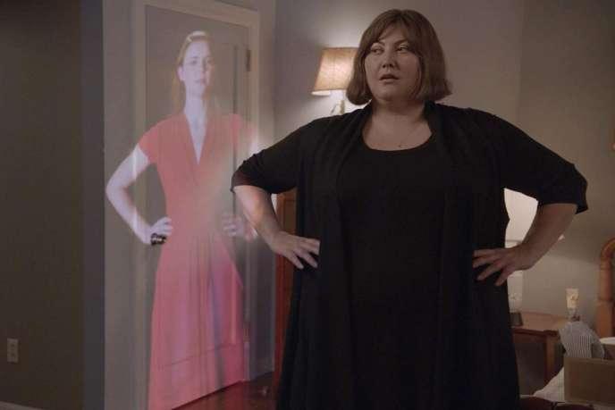 Joy Nash incarne le rôle de Plum dans la série «Dietland».