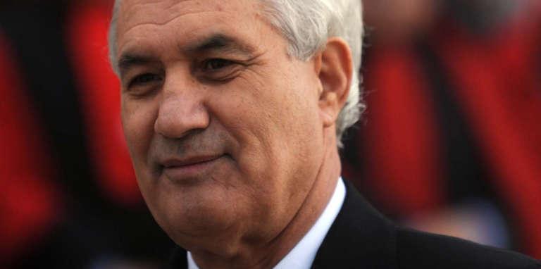 Tayeb Belaïz à Alger, en décembre 2011.