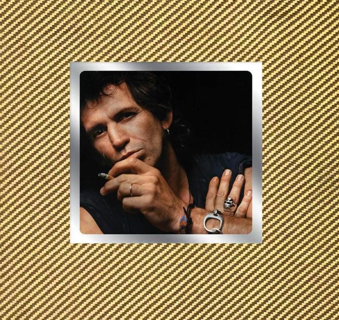 Pochette de l'album« Talk Is Cheap», de Keith Richards.
