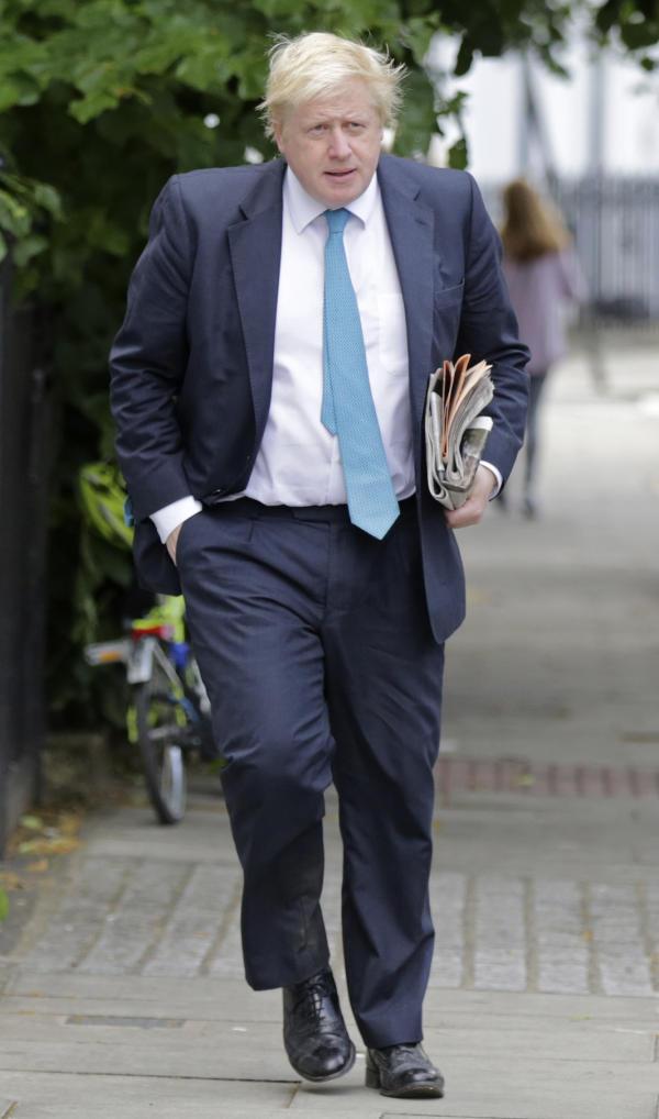 Boris Johnson (54 ans). Ancien camarade d'études et de beuverie de David Cameron à Oxford, maire de Londres jusqu'en mai 2016, « Bojo » a toujours voulu se mesurer à lui. Le référendum sur le Brexit sera leur ultime bataille. Entre eux, tous les coups sont permis. Mais ces enfants gâtés de la politique ont des points communs, dont le cynisme sans borne et l'ambition dévorante ne sont pas les moindres.