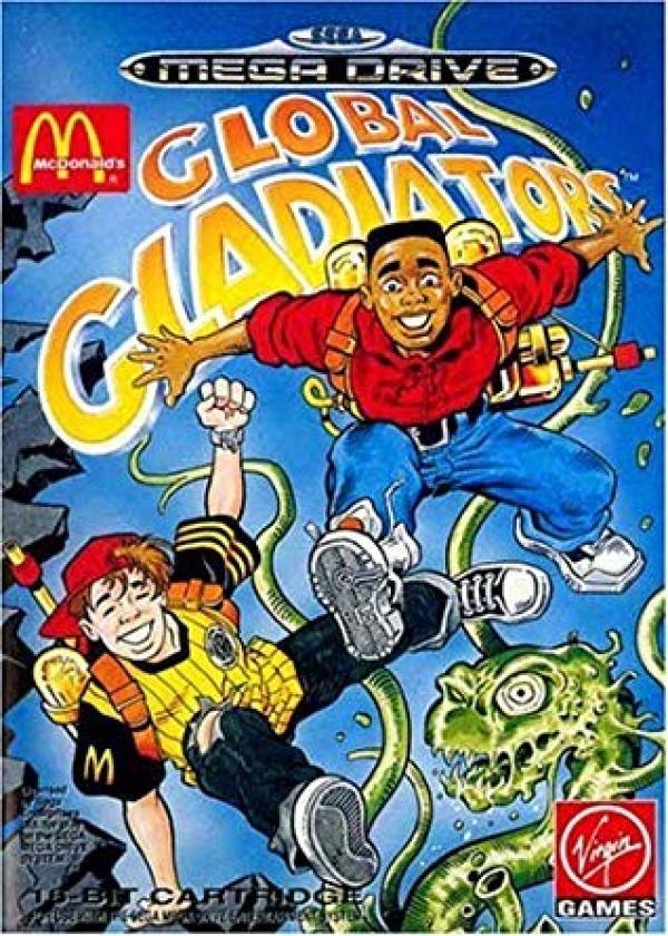 « Global Gladiators» est devenu un jeu écolo à l'insu de McDonald's.