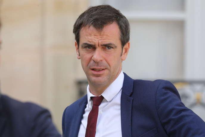 Olivier Veran le 18septembre 2018.