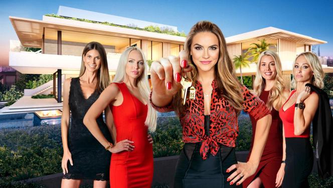 « Selling Sunset », émission de télé-réalité diffusée sur Netflix.