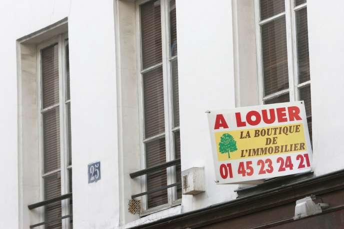 L'encadrement des loyers revient par la – petite – fenêtre