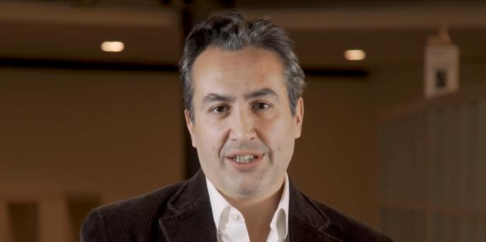 Bernard Mourad, ex-conseiller d'Emmanuel Macron et patron del'activité «Corporate and Investment Banking» de Bank of America. Photo extraite d'une vidéo de2017.
