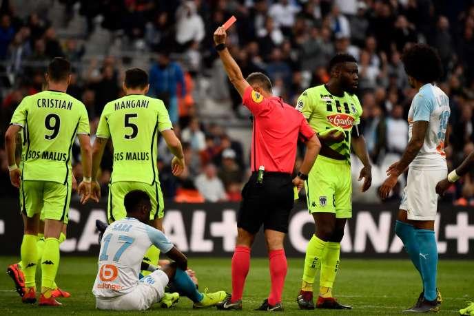 Marseille a connu un match difficile samedi face à Angers.