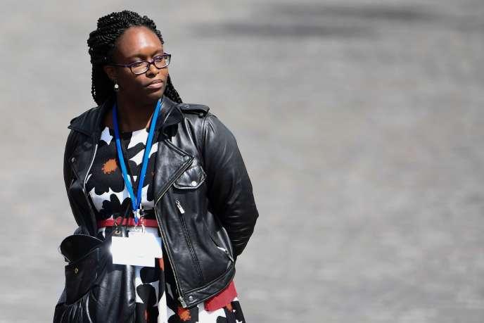 Sibeth Ndiaye a été nommée porte-parole du gouvernement, a annoncé l'Elysée dimanche 31 mars.