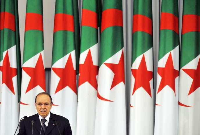 Abdelaziz Bouteflika en 2009.