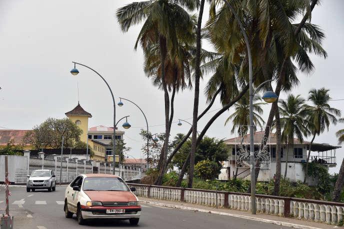 A Malabo, en Guinée équatoriale, en janvier 2015.