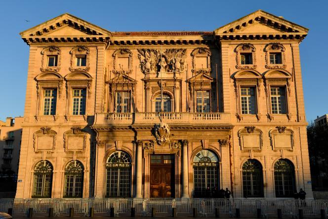 La mairie de Marseille le 10 décembre 2018.