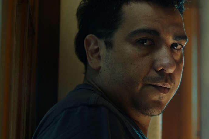 Sergio Prina (Miguel) dans « L'Homme à la moto»,d'Agustin Toscano.