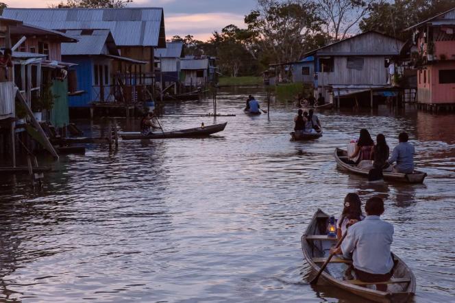 L'île de la Fantasia, dans« Los Silencios».