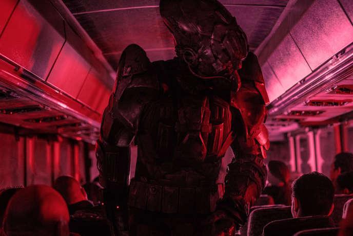 L'un des extraterrestres« législateurs » du film deRupert Wyatt,« Captive State».