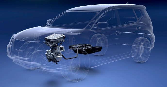 Avec son e-Power, Nissan veut réinventer l'hybride