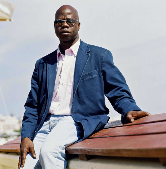 Pierre Yameogo à Cannes, en 2005.