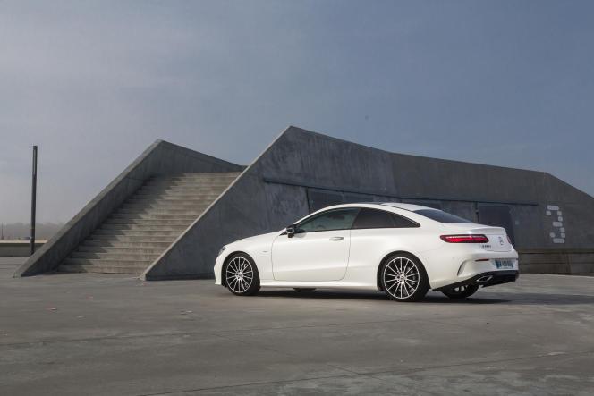 Mercedes Classe E.