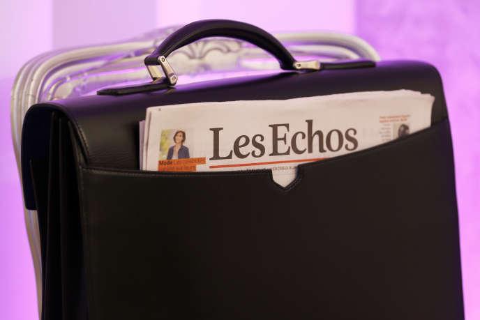 Le nombre des abonnés numériques des « Echos » (48 000 fin mars 2019) a dépassé l'an dernier celui de ses abonnés papier (41 000).