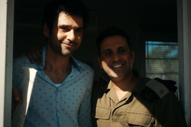 « Tel Aviv on Fire», de Sameh Zoabi, avec l'acteur Kais Nashif (à gauche).