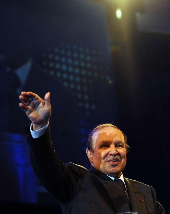 L'ancien président algérienAbdelazziz Bouteflika en 2009.