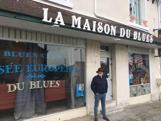 Le musée du blues à Châtres-sur-cher.