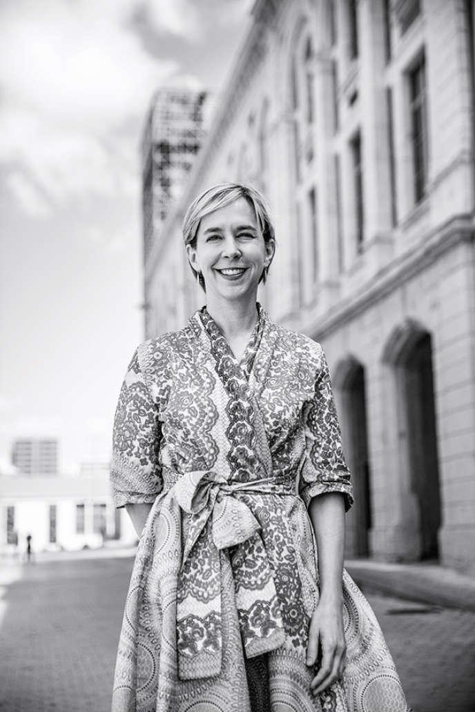 Lisa White, du cabinet de tendances londonien WGSN.