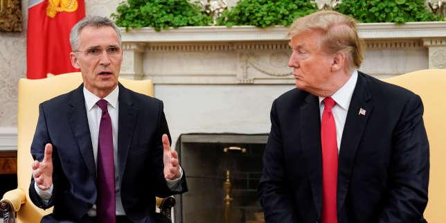 Les ambitions de Trump pour l'OTAN au Moyen-Orient laissent l'organisation perplexe