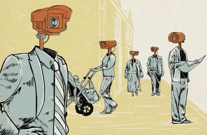Vidéosurveillance : on ne doit pas filmer ses voisins