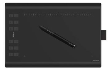 Une tablette plus grande et moins chère La 1060Plus de Huion