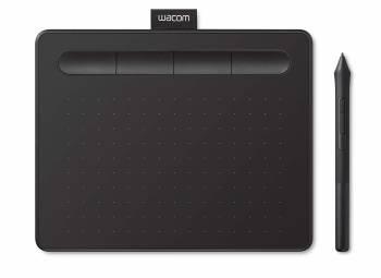 La meilleure tablette graphique pour débutants Intuos S de Wacom