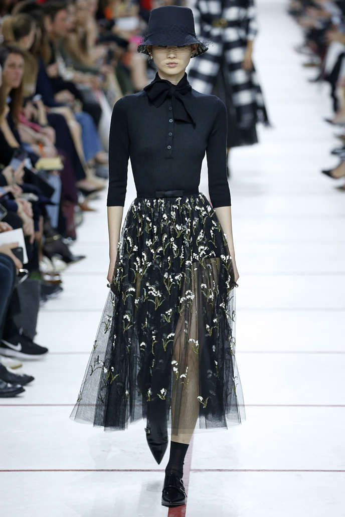 Christian Dior automne-hiver 2019-2020.