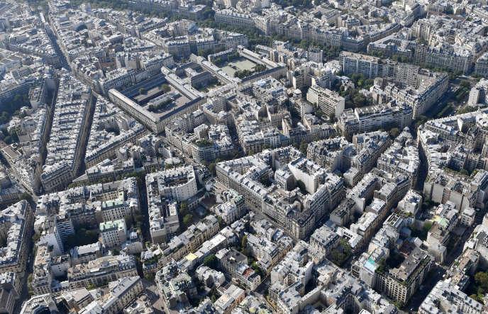 Entre 1998 et 2017, les prix de la pierre ont triplé à Paris.