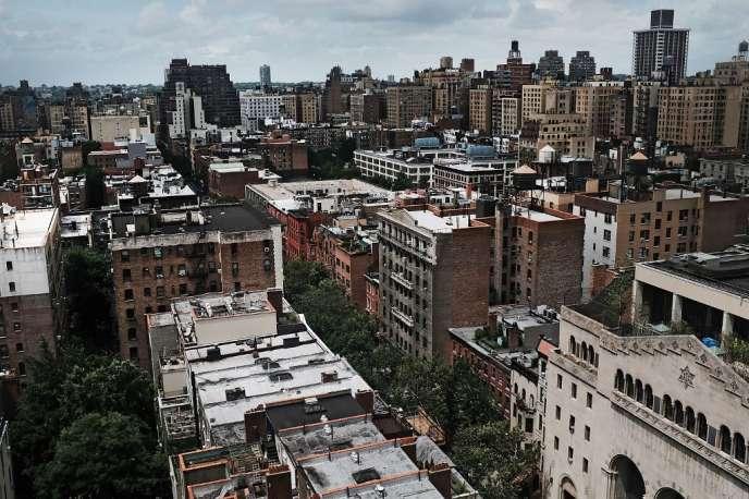 Aperçu du quartier ouest de Manhattan, dans lequel se déroule le chantier dépeint par le «New York Times».