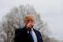 Le président américain Donald Trump à la Maison Blanche à Washington, le 5 avril.